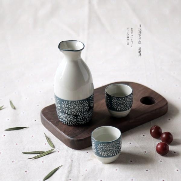 Online Kopen Porselein Sake Set Uit China