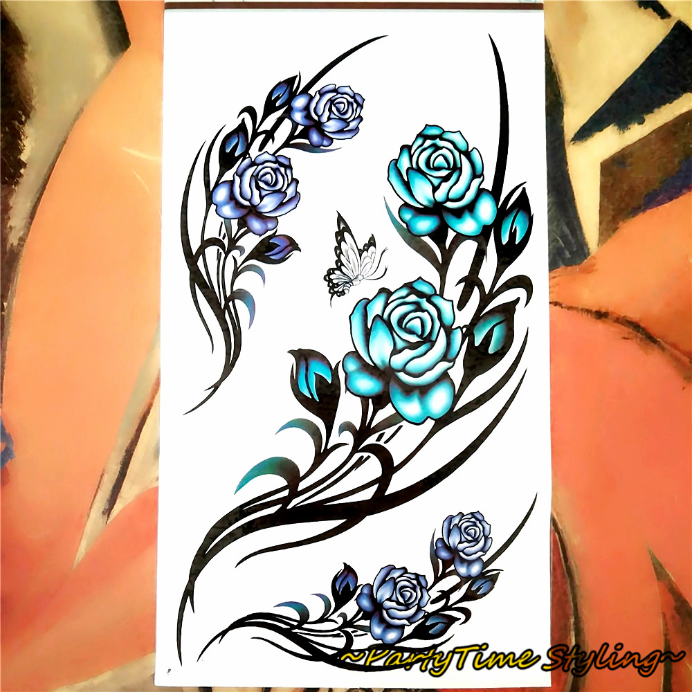 White Rose Tattoo Reviews  Online Shopping White Rose