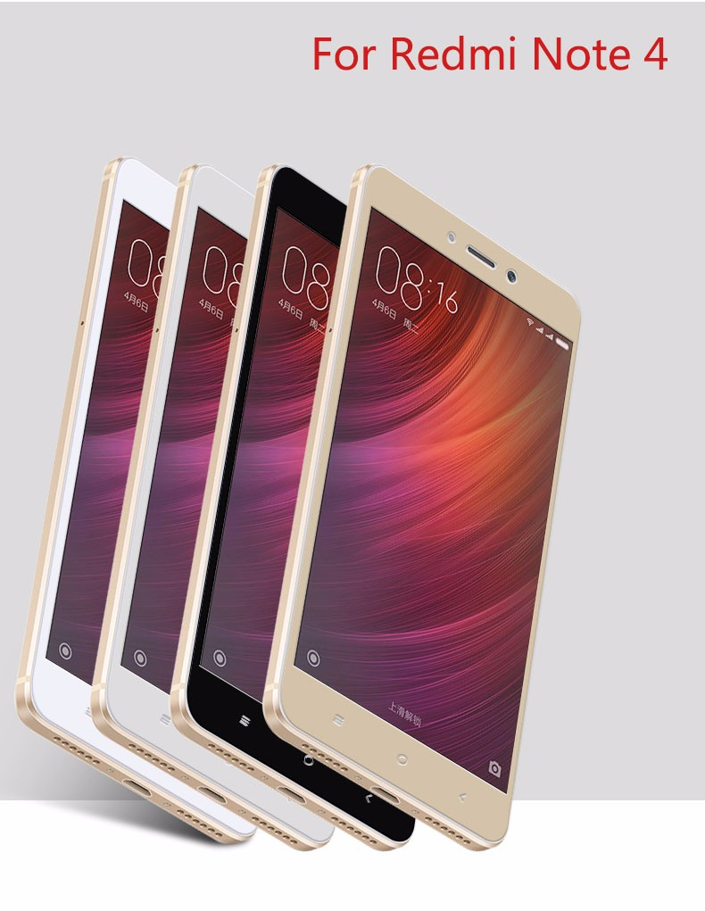 026mm Full Screen Protection Tempered Glass For Xiaomi Mi 5 Layar Redmi Pro Max Note 4 Protector Film 9h