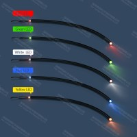 Aliexpress.com : Buy 5mm underwater light end glow fibre ...