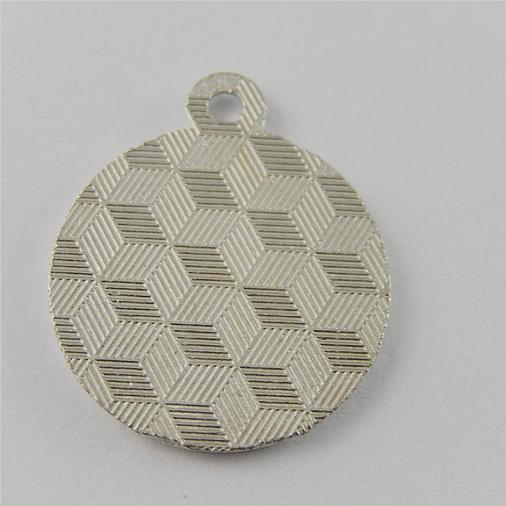1415-5 cm Extend chaine en argent 925-er