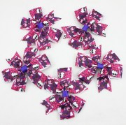ribbon hair bows with clips