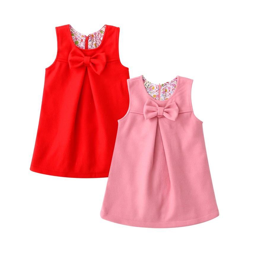 4759e08bf Spring Autumn O-Neck Collar Casual Cotton Wool Clothes Baby Girls ...