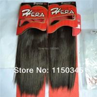 "10""1# 5PCS/lot HERA blended hair Weaves braiding hair ..."