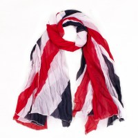 Women Printed Scarves And Stoles Classical British Flag ...