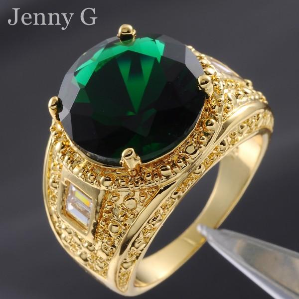 Online Kaufen Grohandel mnner smaragd ring aus China mnner smaragd ring Grohndler