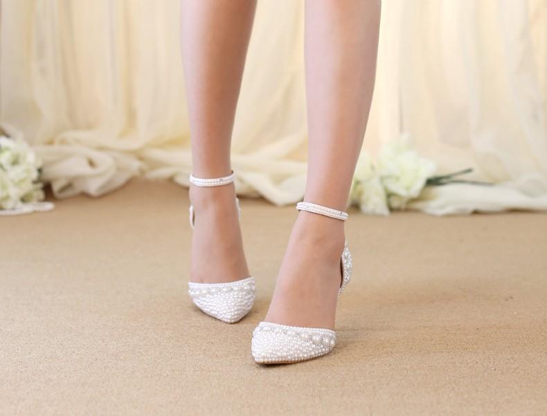 YUCH Ladies' Sandales, Gobelets Et Pointues de Mariage Shoes,Network,36
