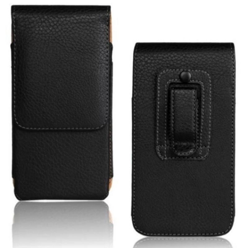 ⓪1 unids envío Negro estilo vertical cintura plegable cinturón clip ... 7a53cc39730c