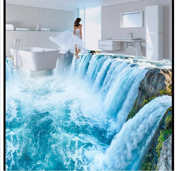 Bathroom Floor Designs 3d