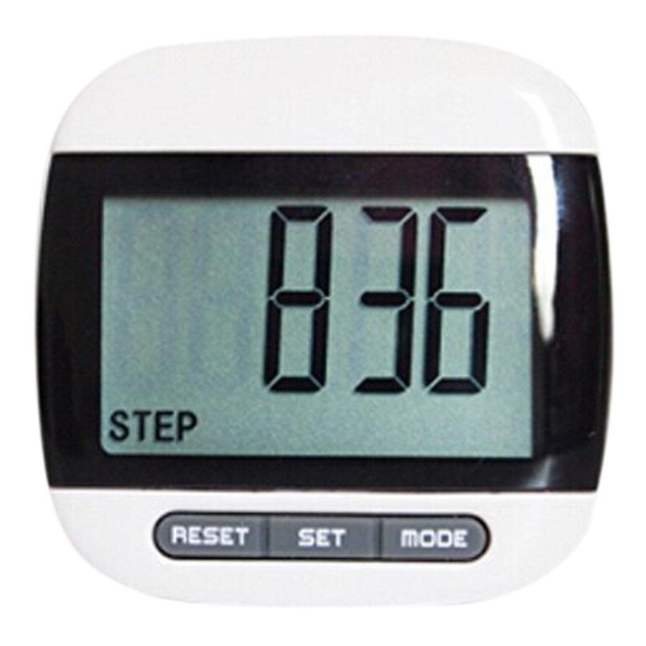 ≧Promoción! multifunción podómetro LCD caminar, paso, distancia ...