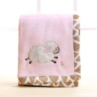 Online Buy Wholesale embroidered baby blankets from China ...