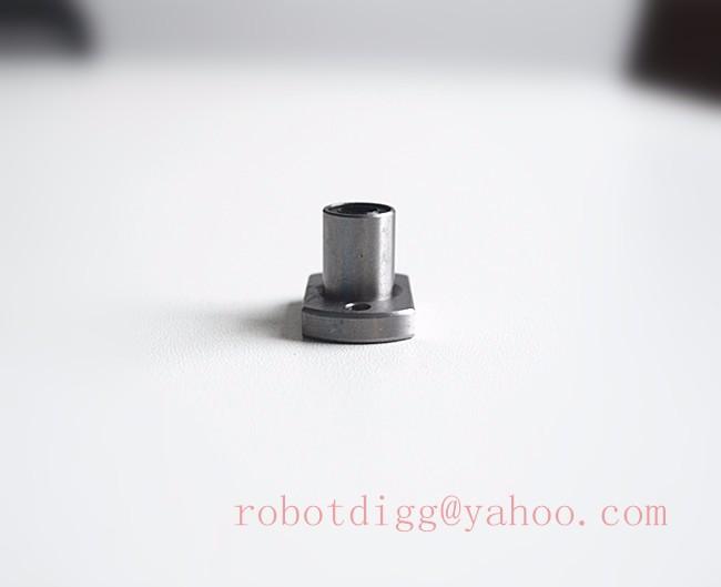 √Quality 5pcs lot LMH6UU 6mm Round Flange Linear l Bearing Use for ... 037ddee336f4