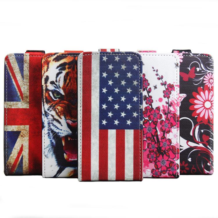 ᑎ‰3D с принтом тигра бабочки цветы флаг подставка кожаный ...