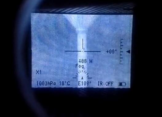 Infrarot Entfernungsmesser : Nachtsicht entfernungsmesser monokulare infrarot