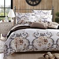 Factory Outlet!Designer Bedding Brand Bedding Set Silver ...