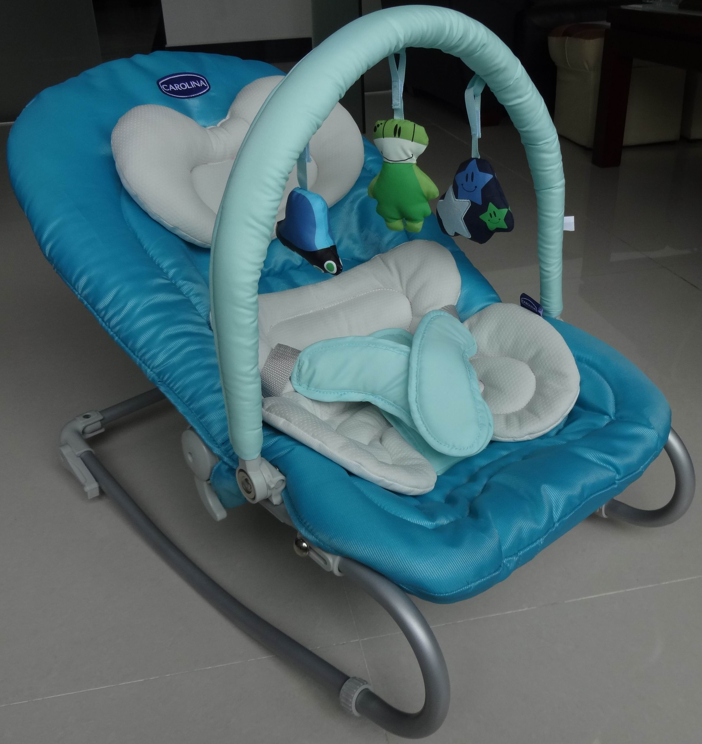 baby sleeping chair kelty deluxe lounge bb rocking cradle reassure the