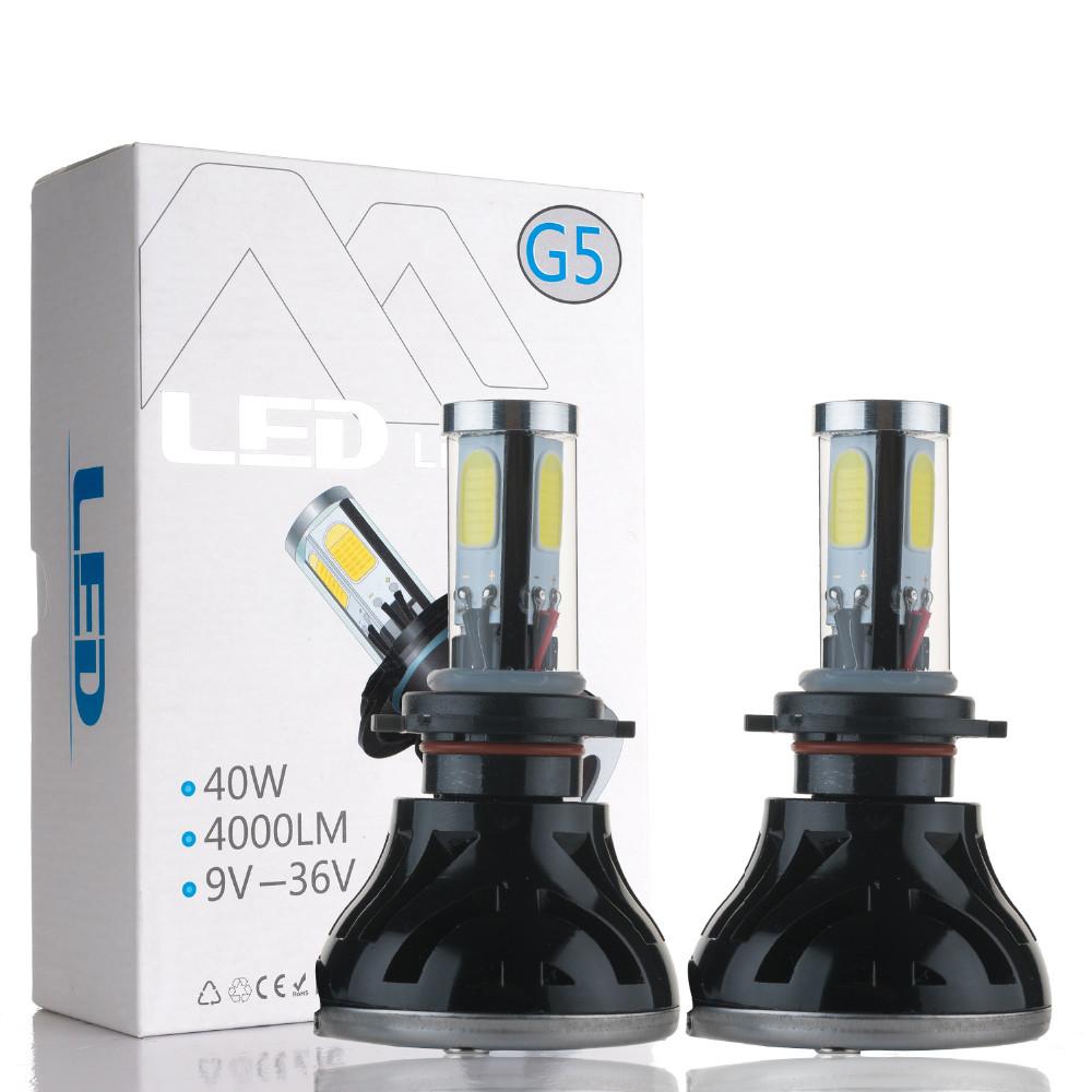 main H7 H1 HB4 Phare Croisement brouillard Xénon Super Blanc Ampoules Lampe Kit