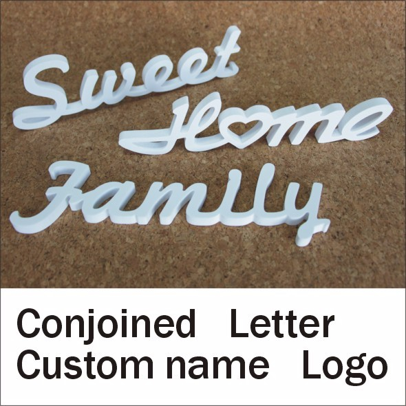 1 3 inch 3 5cm PVC Blank Stickers Labels Wedding Party Gift