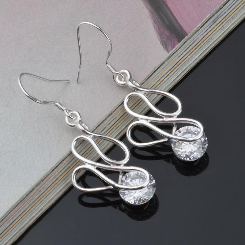 Cotton Orange Tassel Earring Hydro With Black Plated Hook Earring Jewelry N-71 Jewelry & Watches