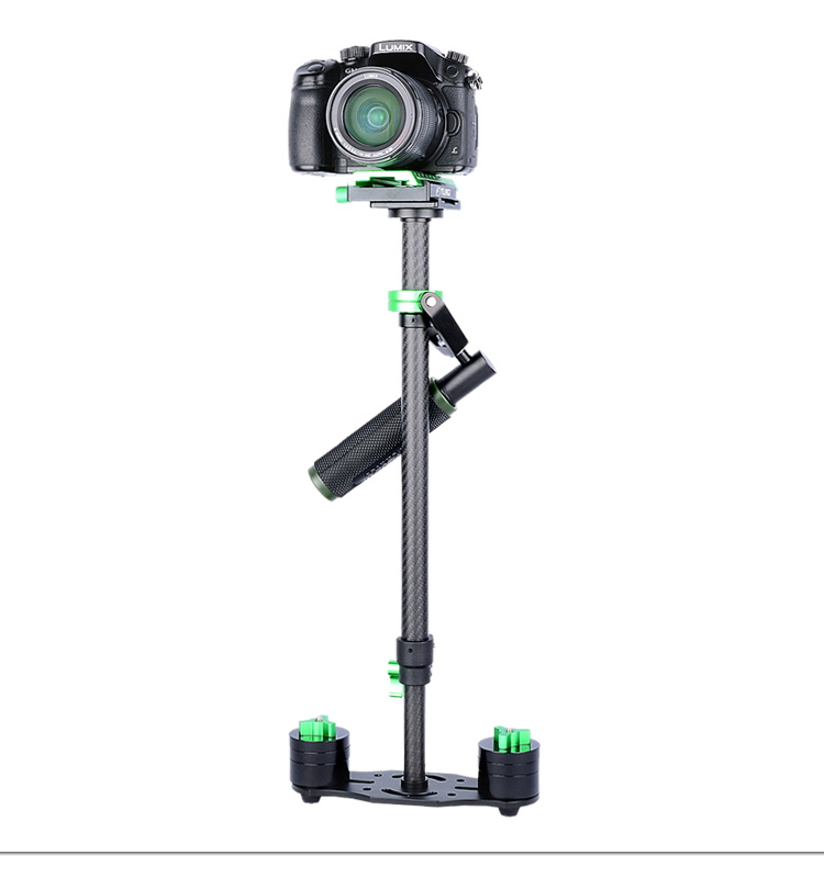 S60T Carbon Fiber Camera Stabilizer Handheld Camera