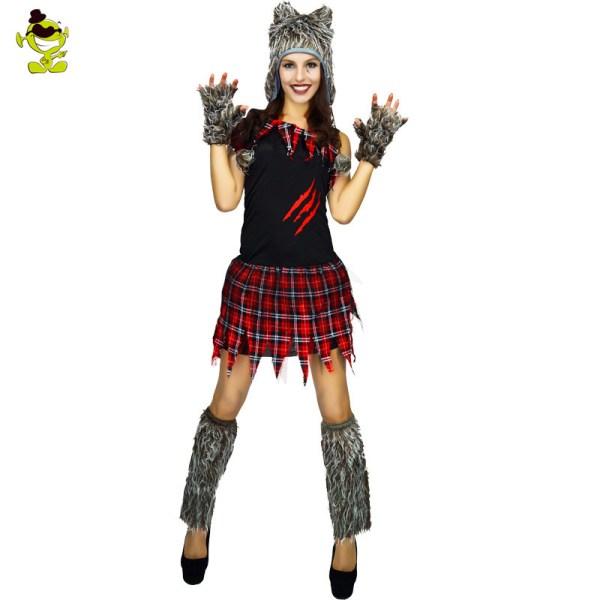 Wolf Female Costume Promotion- Promotional