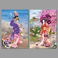 Japanese Kimono Art Promotion