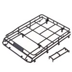 Car Roof Rack Luggage Carrier Black For Mn90 D90 1 12 Rc Pickup Truck Body Part Decor Parts Accessories Aliexpress