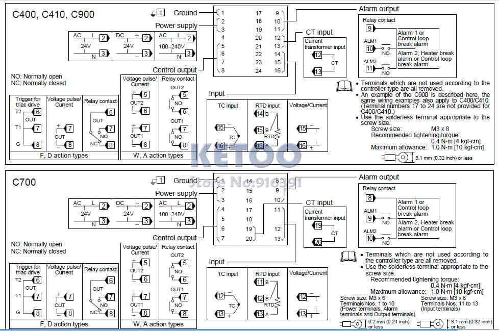 2019 New Dual Digital Display PID Temperature Controller