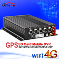 Free shipping 4g car dvr gps mobile dvr wifi video recorder real time Cyclic Recording G