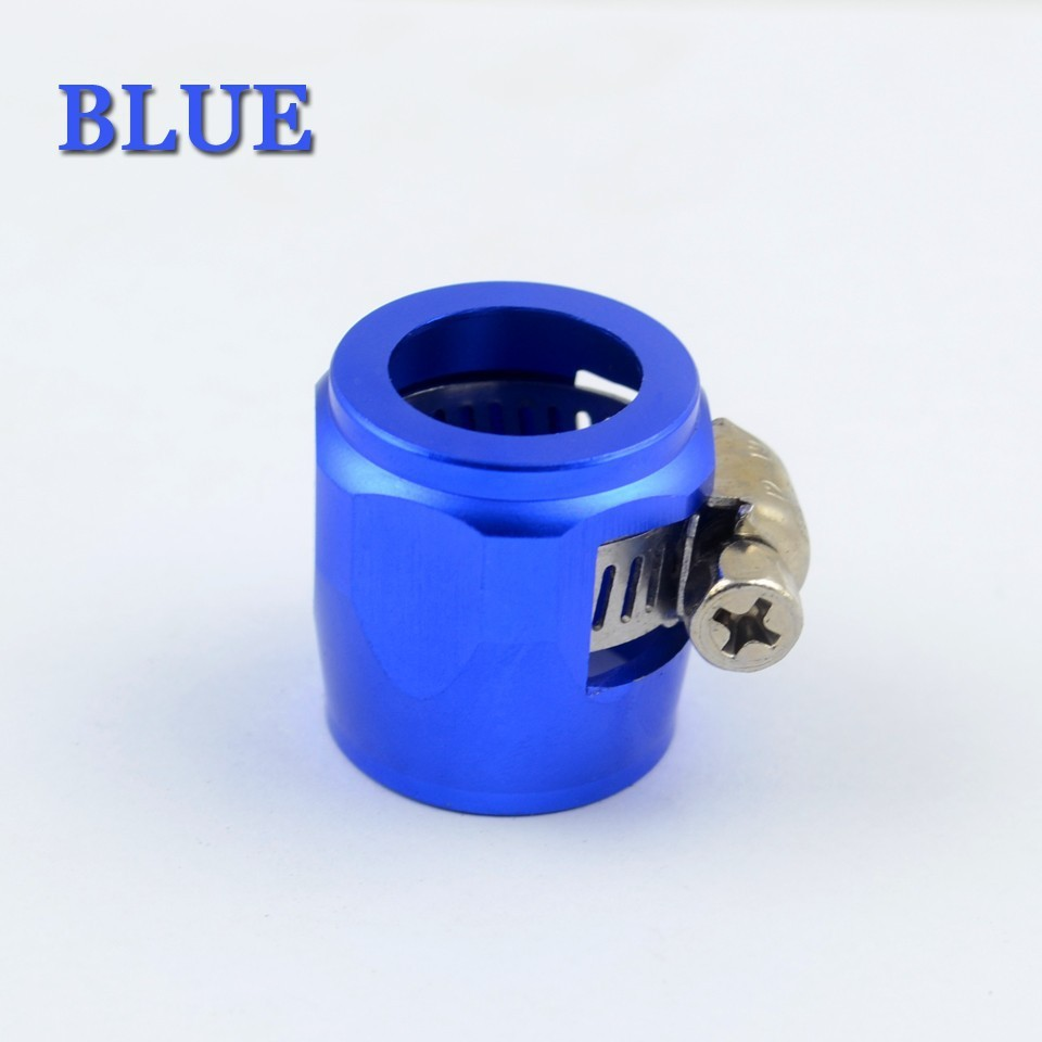Wlr Racing An 12 An12 Blueblack Fuel Hose Clamp Finisher Hex Ic 78141 La78141 Asli 7pin Aeproduct