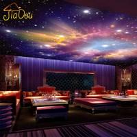 3d Night Wall Murals | Car Interior Design