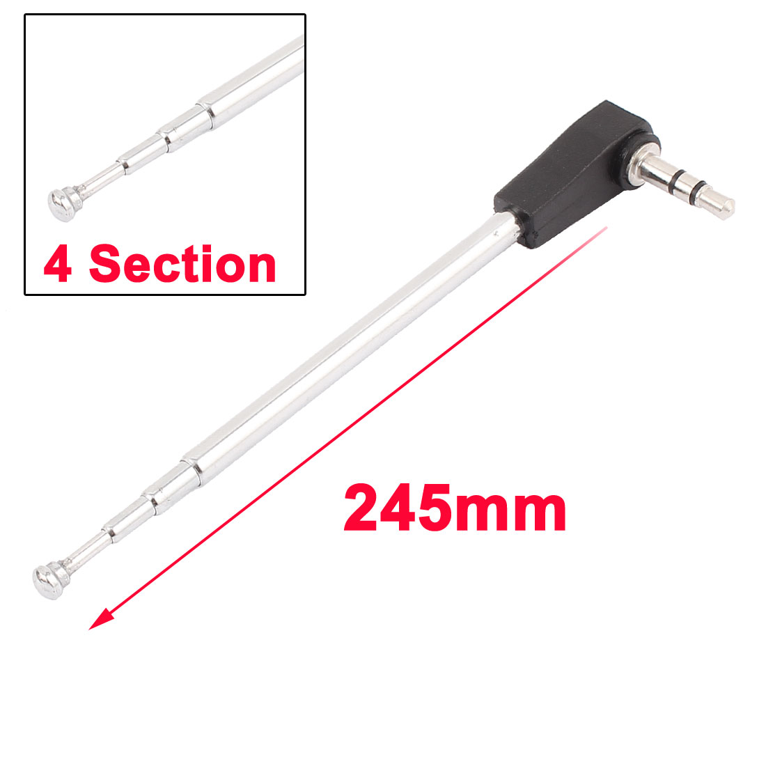 Online Get Cheap 3 5mm Radio Antenna Aliexpress