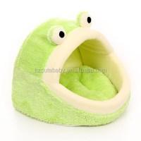 Plush Animal Shaped Pet Bed Frog - Buy Plush Animal Shaped ...