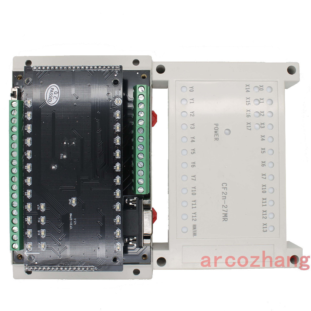 Fx2n Cf2n 27mr Programmable Logic Controller 16 Input 11 Relay Plc Programming Ladder 1pc 2 Rs232 Cable 2nn 2n Img 20140225 170353 170307 Click Here