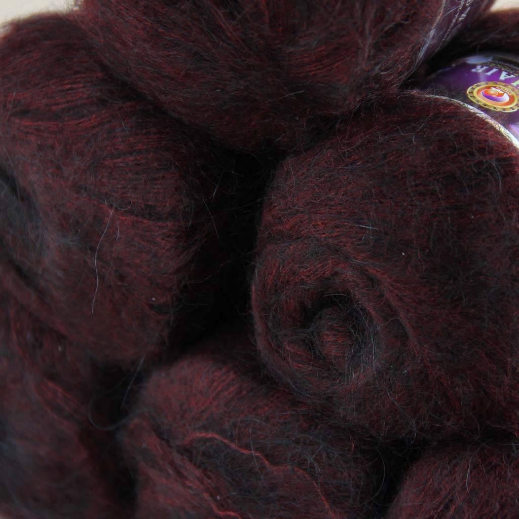 New 1Ball X50g Thin Cashmere Soft Silk Velvet Baby Finger Knitwear Scarf Yarn 24