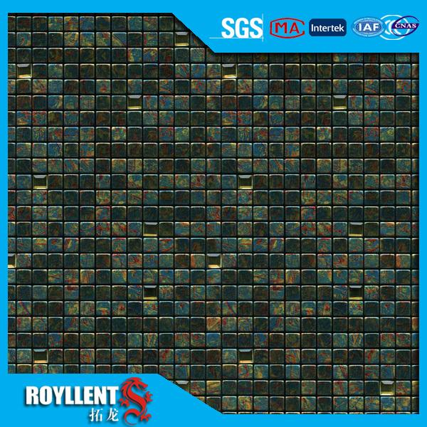 Billig Mosaik Ansehen Glasmosaik Fliesen Kavala Dunkel Braun Kupfer Mix Qj005 Mosaik Bad