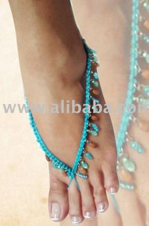 Macrame Barefoot Sandals Patterns