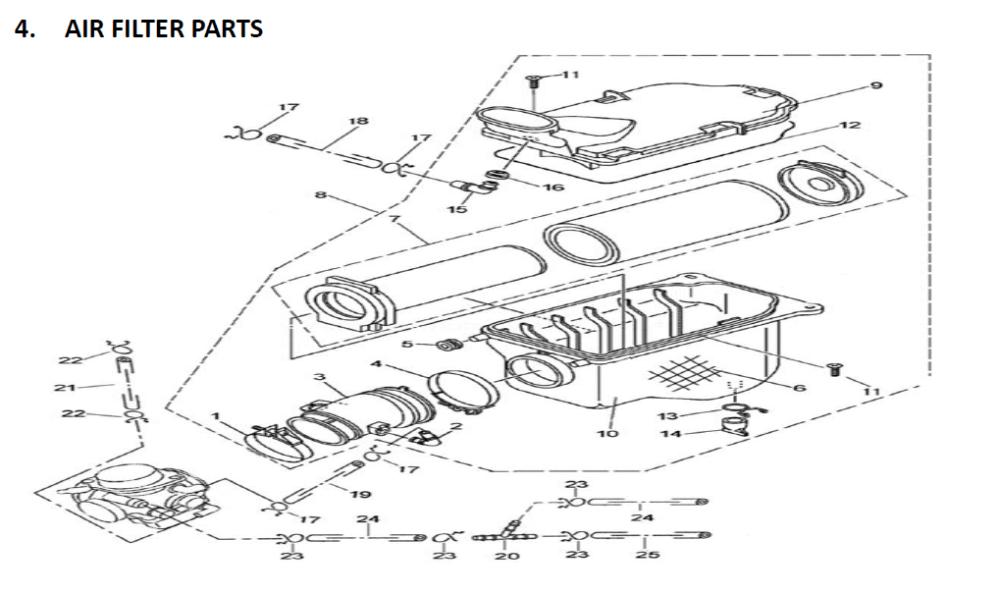 Rear Differential,Diff,Gear Box,Transmission,Hs400atv