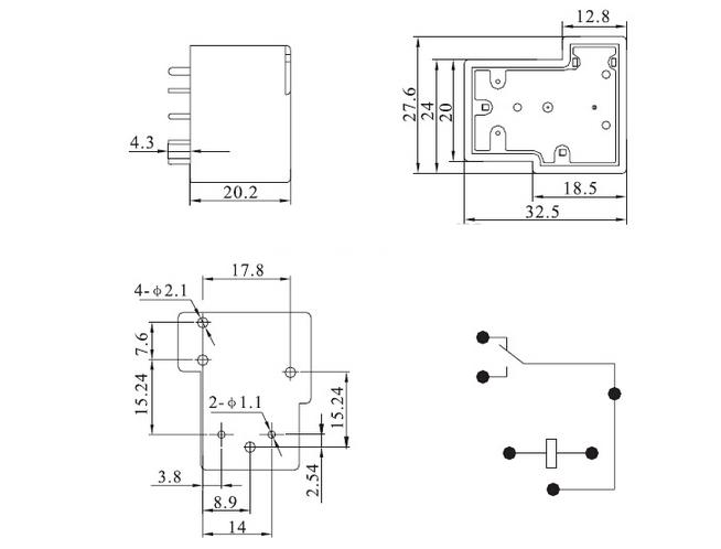 pole relay wiring diagram, 120v relay i0 wp com/g02 s alicdn com/kf/