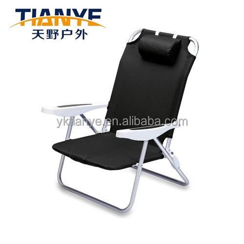 beach chair portable backpack folding seat lightweight