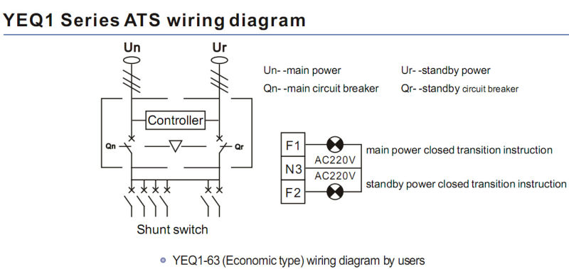 View Together With Generator Automatic Transfer Switch Wiring Diagrams