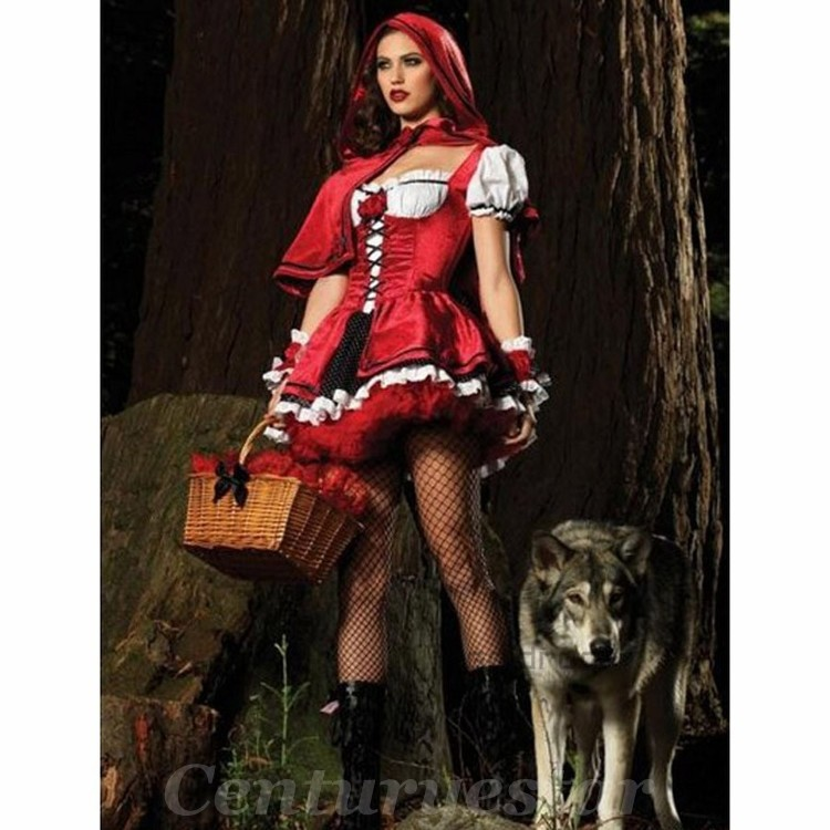 Size Free Bust 92CM within Waist 2 feet 2 (74CM) less  sc 1 st  Google Sites & Sexy Halloween Costume Women Fancy Cosplay Dresses Little Red Riding ...