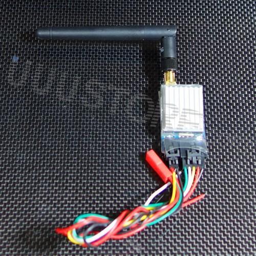 Boscam TS351 5.8 G 200 mW sans fil AV émetteur RC805 5.8GHz Récepteur sans fil