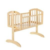 New Zealand Pine Wood Swing Baby Cradle/baby Crib/baby Cot ...