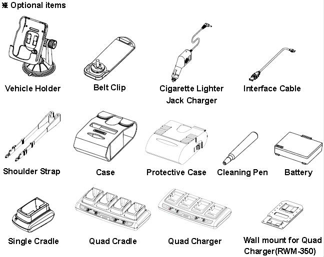 Bixolon Spp-r300 80mm Portable Mobile Printers,Support