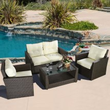 Life Style Comfortable Outdoor Furniture Rattan Mordern