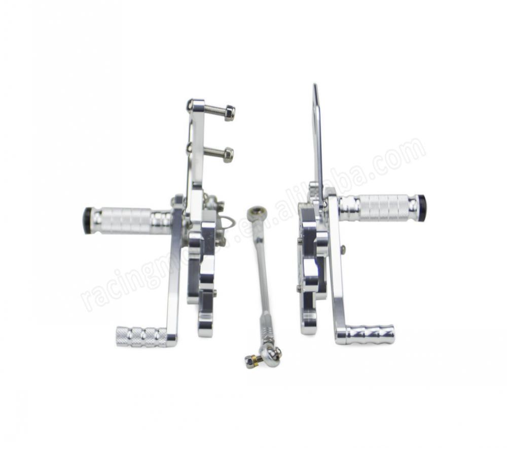 Motorcycle Cnc Foot Control Rearset Adjustable Rearset