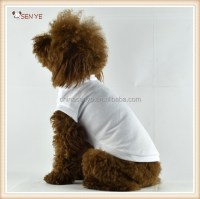 Wholesale Diy Blank Dog T-shirt Clothes For Sale - Buy Dog ...