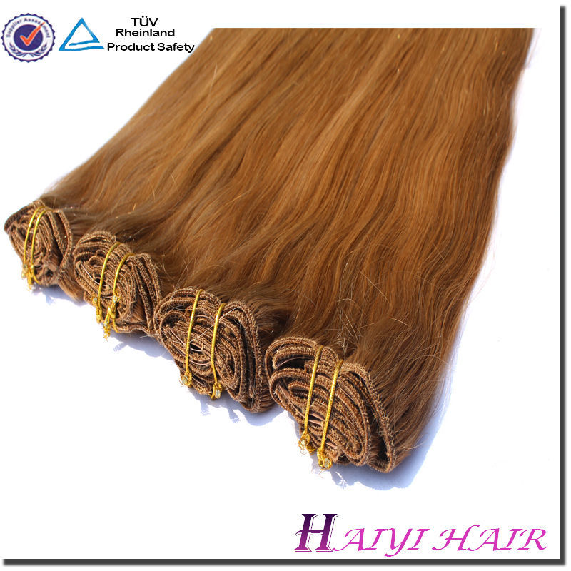 Thickest Clip In Hair Extensions
