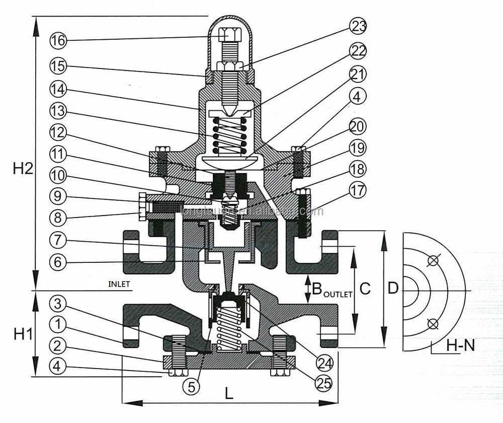 Model TL-12/12SS Taiwan TL- Brand cast iron full port